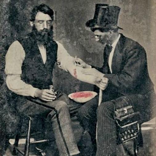 Historia de la barber a una profesi n con historia - La barberia de vigo ...